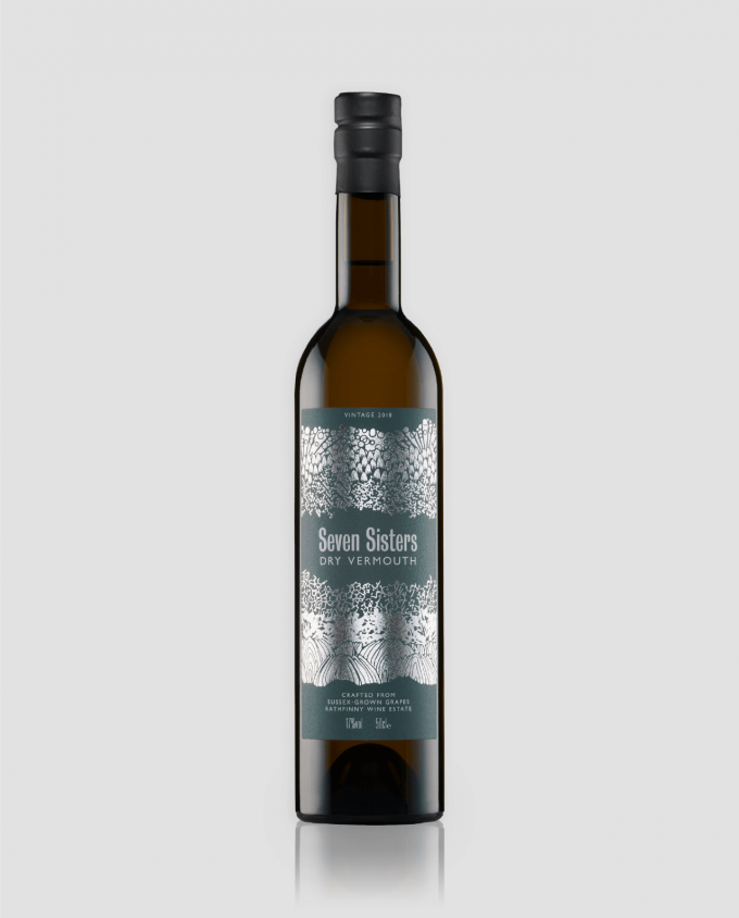 Seven Sisters Dry White Vermouth 2018