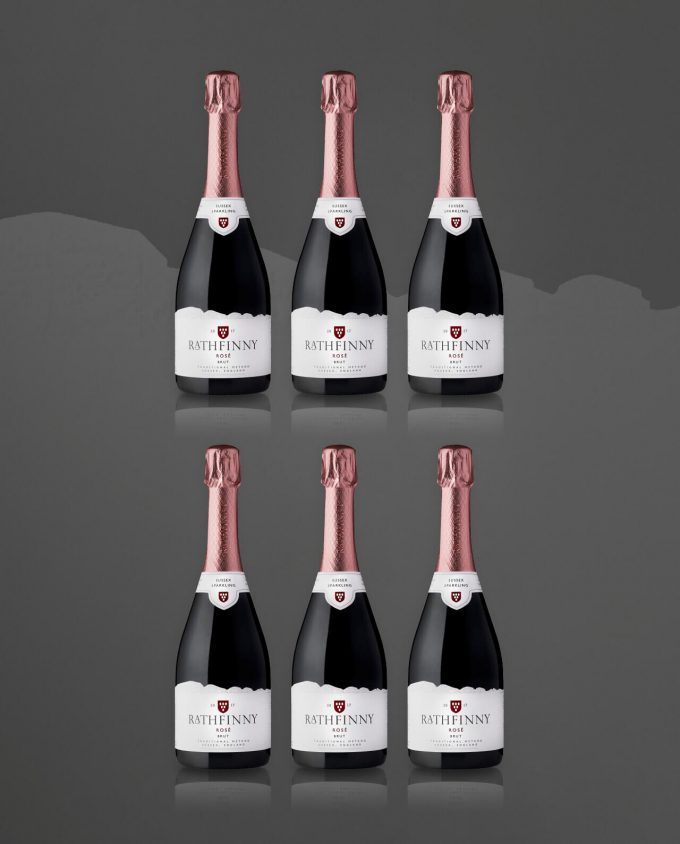 Rathfinny 2017 Sparkling Rose 6 Bottle Case