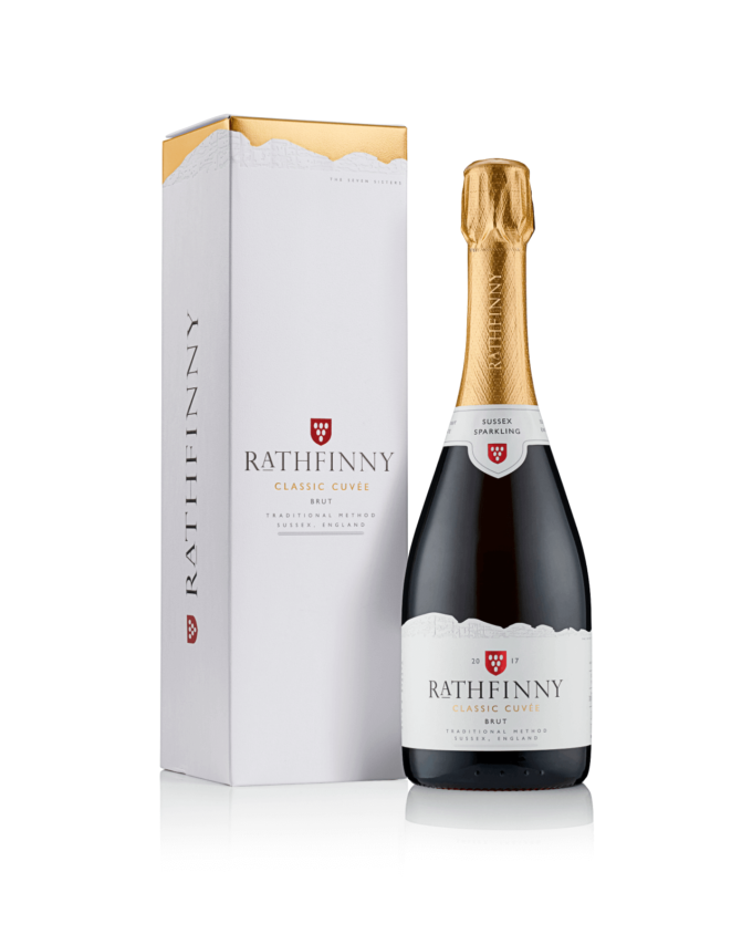 Rathfinny Classic Cuvée 2017 with Gift Box